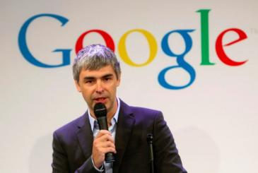 Google創辦人佩吉:要不要在中國做生意,已經不是我能決定的事了
