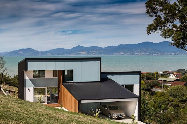 Ruby Bay House, New Zealand