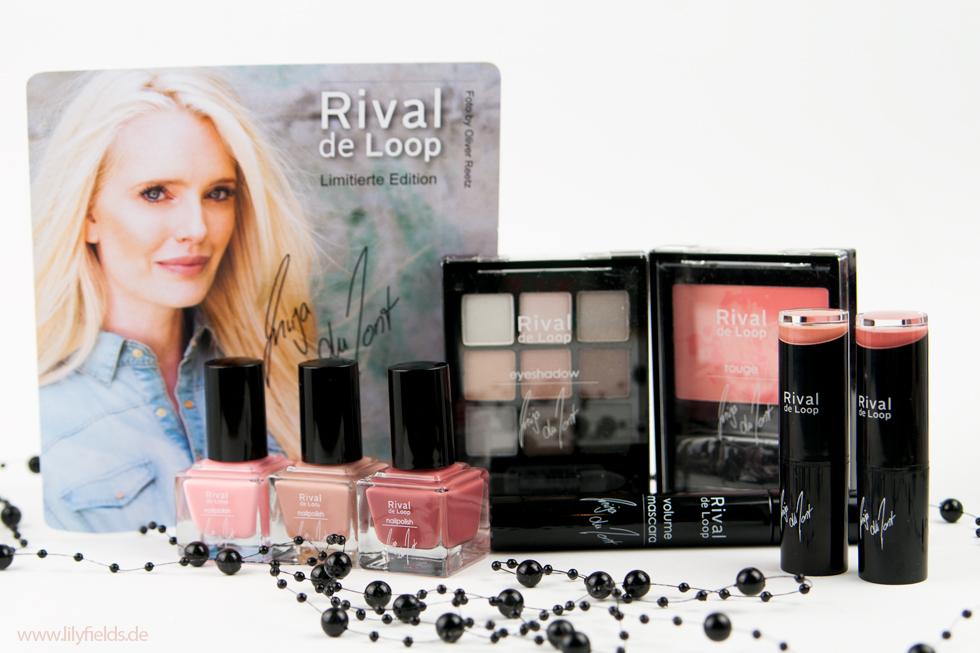 """Rival de Loop """"Mirja du Mont"""" Limited Edition"""