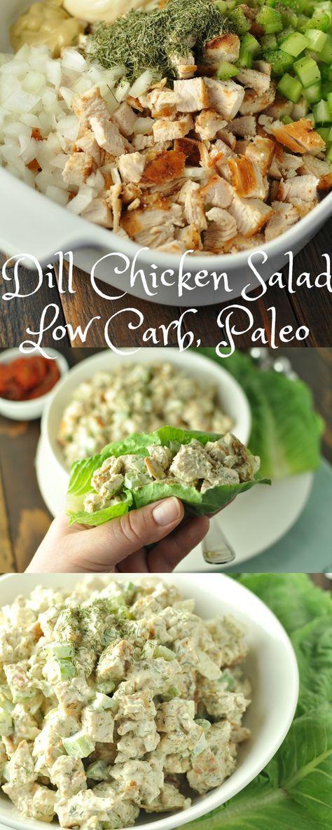 dill chicken salad