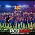 PES 2017 Start Screen Barcelona PES 2018 by Eslam Mihoubi