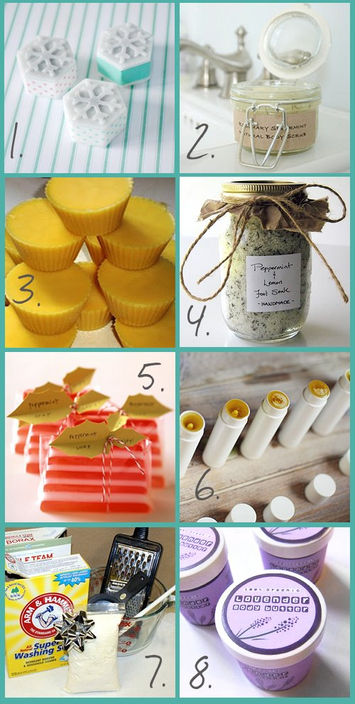 Last Minute Handmade Gift Ideas Craft Up These Diy Bath And Beauty