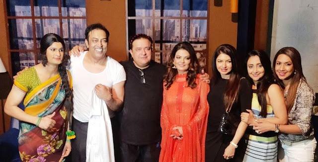 Comedy Hindi drama 'Golmala-Daddy Play' Mumbai's 'Rang Sharda' super hit