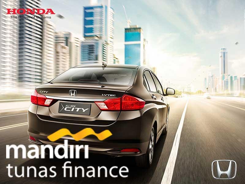 Kredit Mobil Honda City Bandung