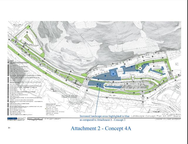Village Entrance Concept 4A