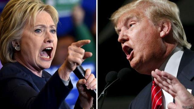 Hillary Clinton le ganará a Trump
