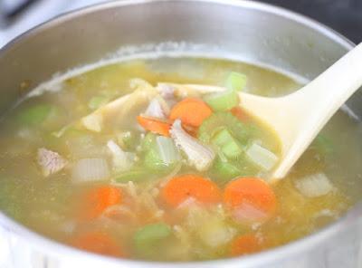 cure de soupes , perdre poids