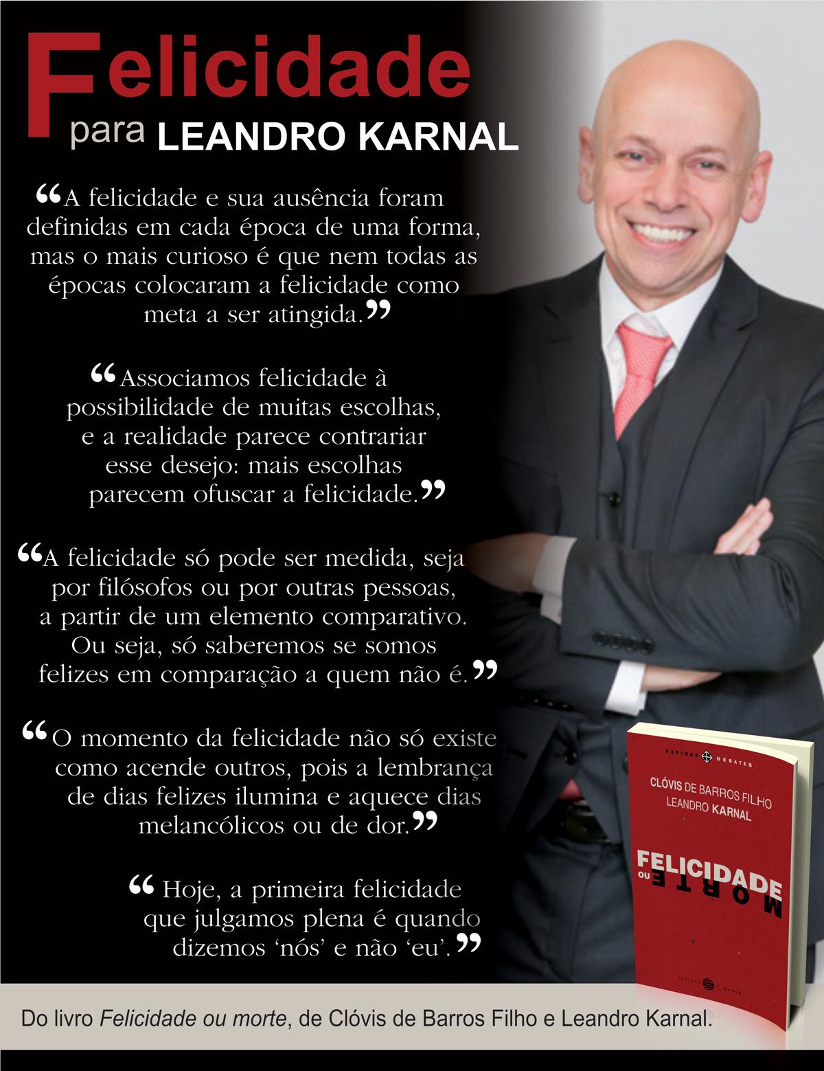 Leandro Karnal Frases Gl23 Ivango