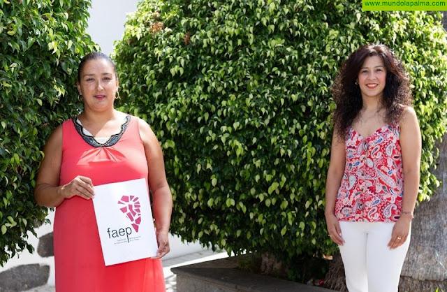 FAEP establece una alianza de promoción con los Consejos Reguladores del Vino y del Queso palmero