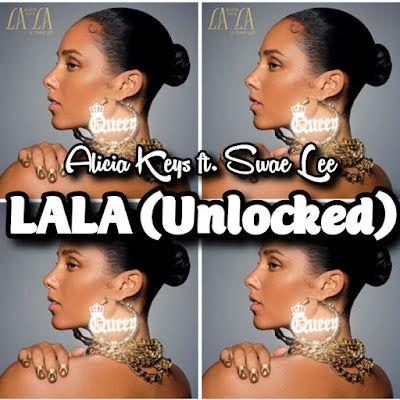 Alicia Keys' Song: LALA (Unlocked) featuring Swae Lee - Chorus: Light the incense not to mention, Skin like whiskey.. Streaming - MP3 Download