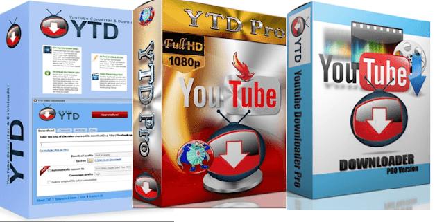 تحميل برنامج YouTube Video Downloader PRO الافضل على الاطلاق لتحميل من اليوتيوب باعلى جودة + التفعيل