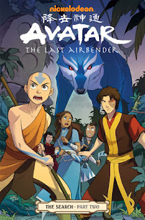 Avatar The Last Airbender: The Search Part 2 Writer: Gene Luen Yang, Michael Dante DiMartino, Bryan Konietzko Artist: Gurihiru Letterer: Michael Heisler  Avatar: The Last Airbender created by Michael Dante DiMartino and Bryan Konietzko