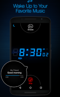 My Alarm Clock Pro v2.16 Apk-screenshot-3