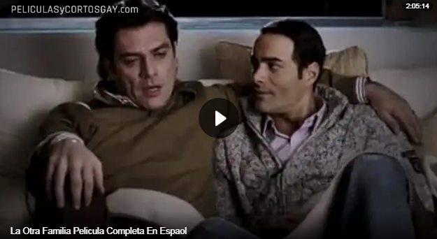 CLIC PARA VER VIDEO La Otra Familia - PELICULA GAY - Mexico - 2011