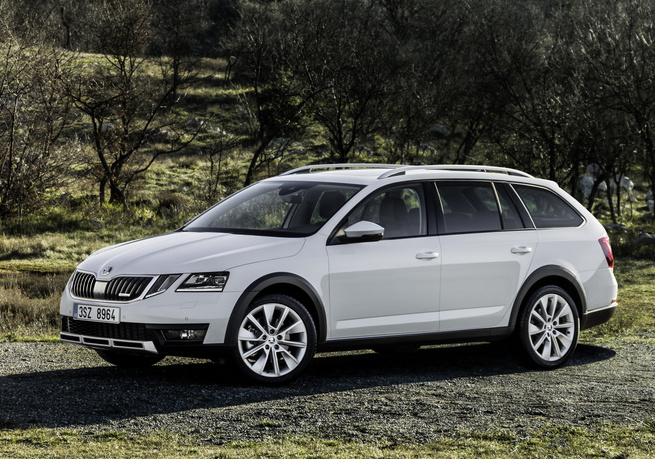 c73d416bfd Skoda Ireland has released prices for the revised Octavia Scout 4x4  variant