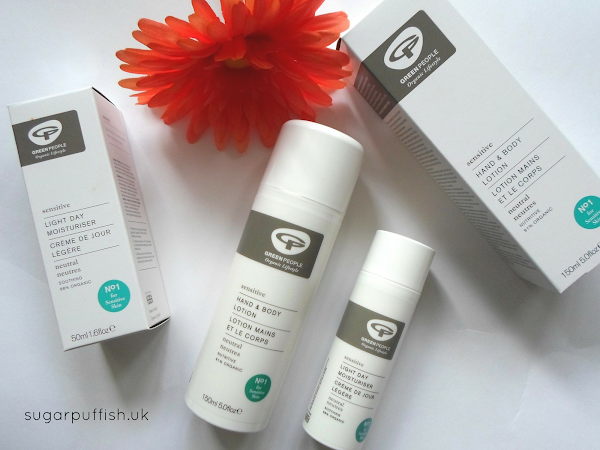 Review: Green People Neutral Light Day Moisturiser and Neutral Scent Free Hand & Body Lotion