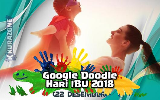 Google Doodle - Hari Ibu 2018 (Sejarah, Makna dan Pandangan Islam di Hari Ibu)