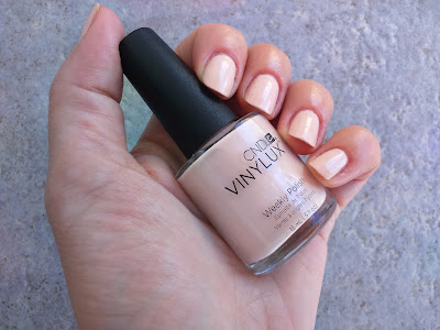 CND Vinylux Weekly Polish in #217 Skin Tease