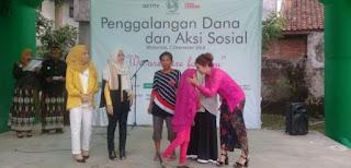 <b>Peduli Sesama, Gerakan Perempuan NTB Gelar Aksi Galang Dana dan Aksi Sosial</b>