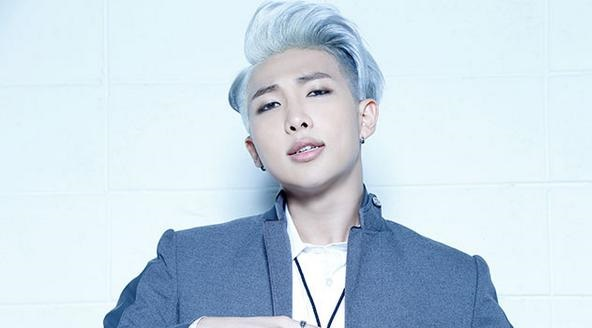 Foto Rap Monster BTS