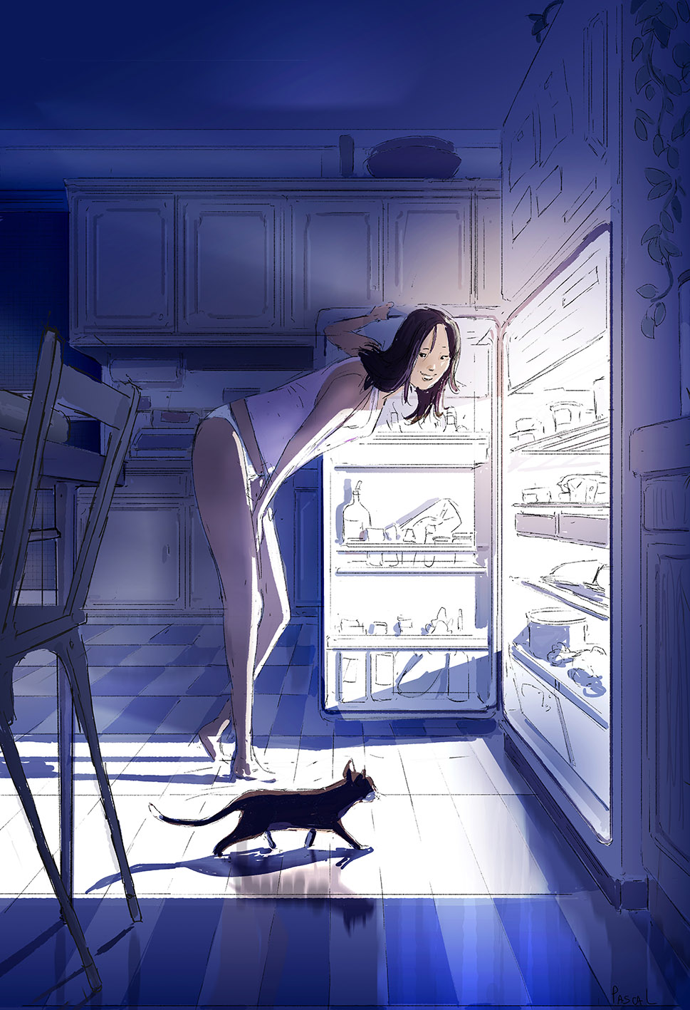 Pascal Campion Midnight Snack