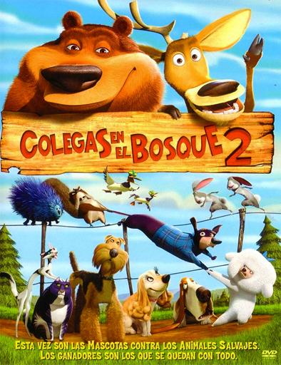 Ver Colegas en el bosque 2 (Open Season 2) (2008) Online