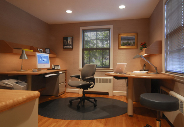 Personal Office Design