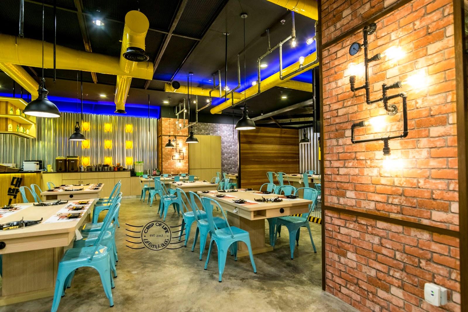 Omaya Restaurant Korean Queensbay Mall