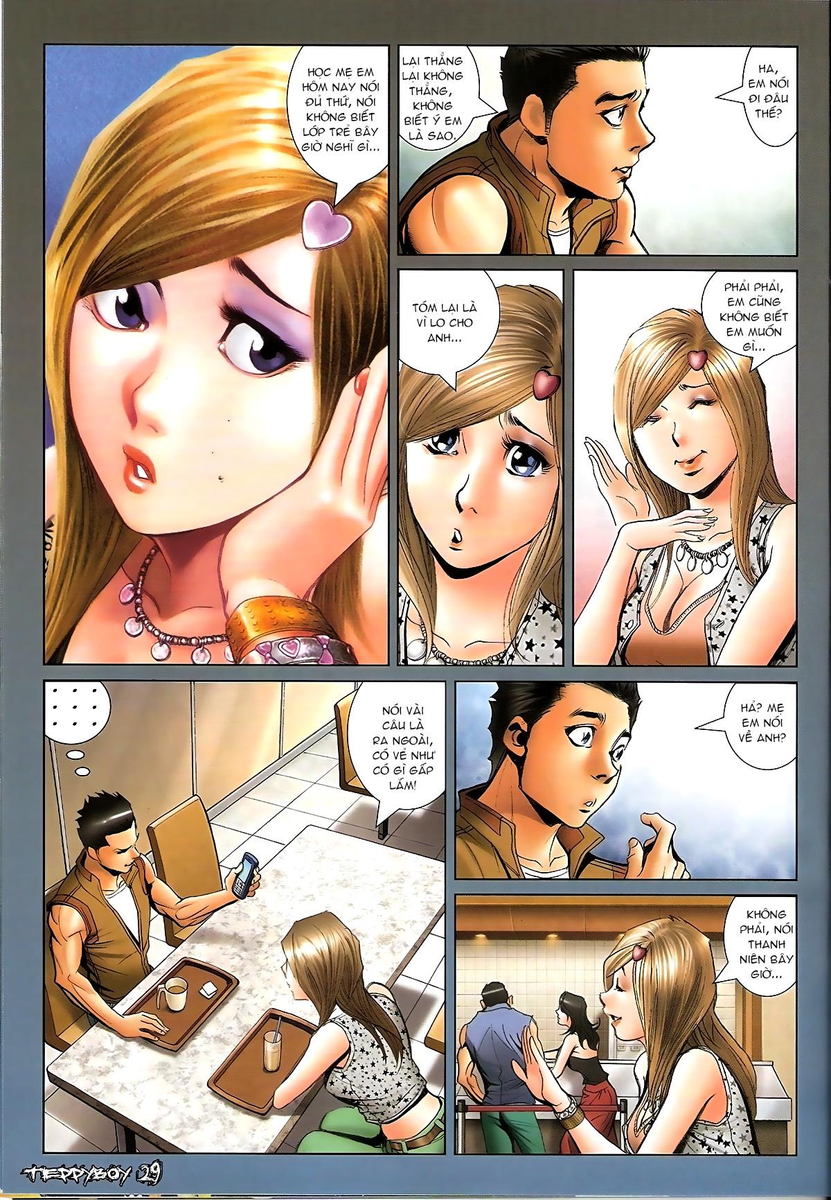 Người Trong Giang Hồ - Chapter 1320: Con trai Y Kiện - Pic 25