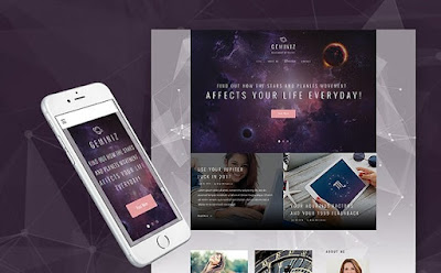 Geminiz – Unusual WordPress Theme
