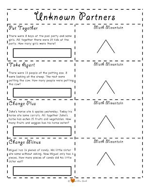Free Worksheets » Mountain Math Worksheet 4th Grade Printable ...
