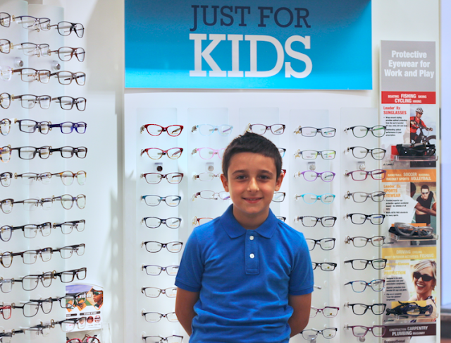 Loblaws Optical Department - Kids See Free - Kids' Frames