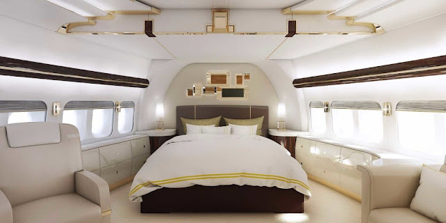 BOEING 747-8I 2018 PRIVATE JET STARTING FROM $403 MILLION