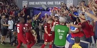 أمريكا تهزم بنما برباعية وترفع حظوظها فى التأهل المباشر إلى مونديال روسيا 2018