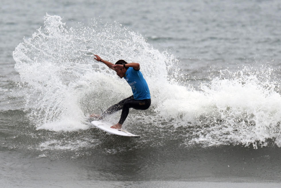 0 Hideyoshi Tanaka Ichinomiya Chiba Open foto WSL Bennett