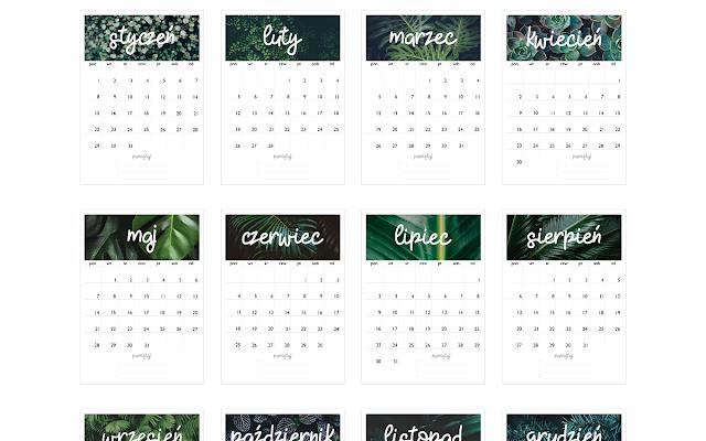 Do pobrania: Kalendarz na rok 2018 - CZYTAJ DALEJ