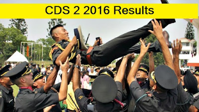 CDS 2 2016 Results - Download