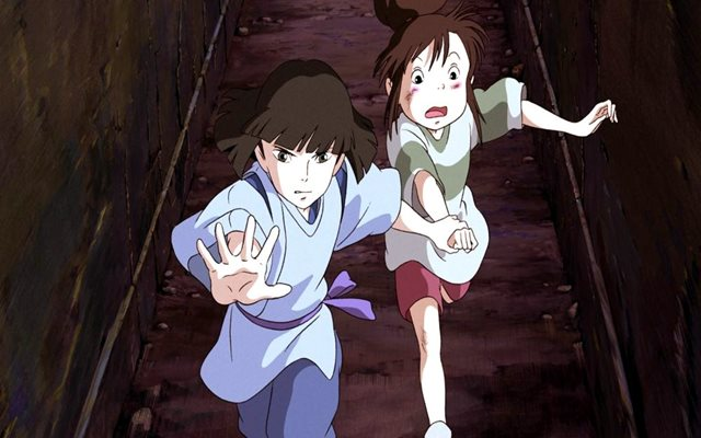 Anime movie drama terbaik garapan Studio ghibli