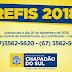 CHAPADÃO DO SUL| Refis 2018: Prefeitura oferece descontos para contribuintes quitarem débitos