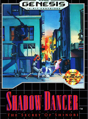 Under appreciated Sega Genesis game