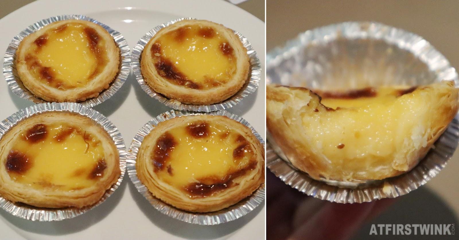 Barcelona pasteis de nata egg tarts breakfast mercadona supermarket