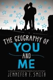 Realistic fiction boook - The Geography of You and Me