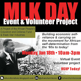 Attend MLK Day Virtual Event!