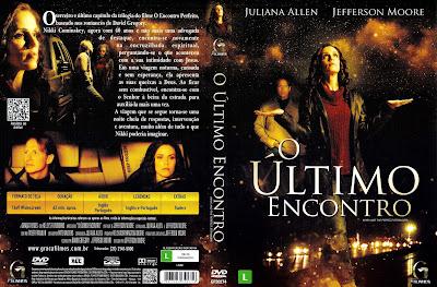O Último Encontro (2016) DVD-R Oficial
