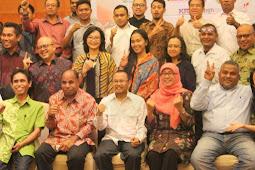 SKK Migas Pamalu Holds a Media Gathering in Ambon
