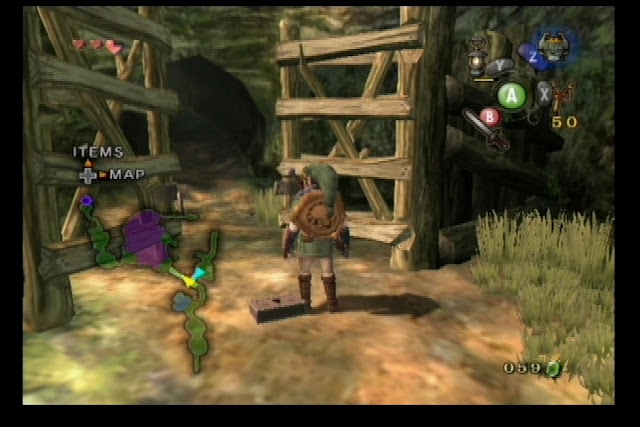 The Legend of Zelda: Twilight Princess screenshot 1
