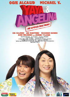 Yaya and Angelina: The Spoiled Brat Movie is a 2009 Filipino comedy film, under GMA Films and APT Entertainment.