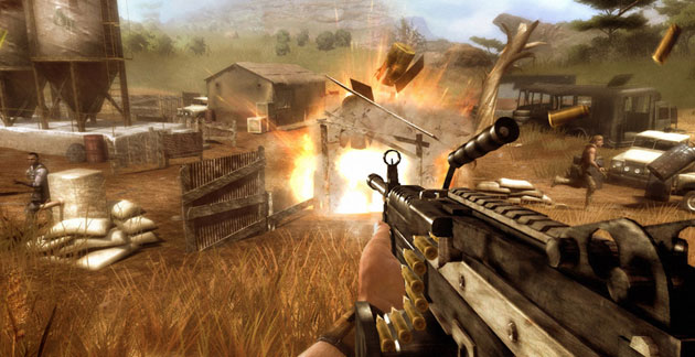 Far Cry 2 Download Game