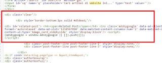 Cara Pasang Iklan Matched Content Adsense Keren Related Post di Blog Seperti Pada Blog Arlina Design