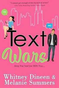 Text Wars / Tour Giveaway